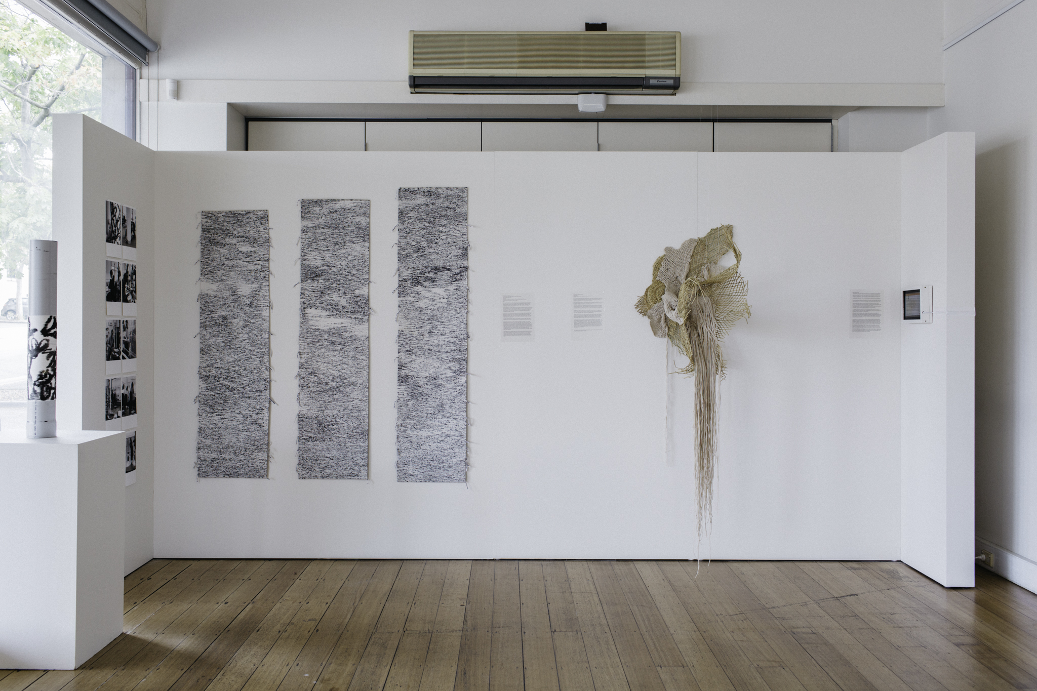 AIR19 Artist in Residence 2019 Exhibition. Photo by Marie-Luise Skibbe.